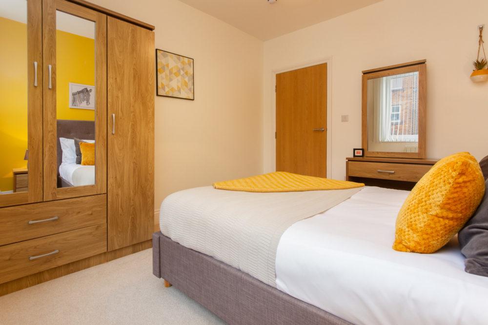 APT 4 Duckworth double bedroom furniture