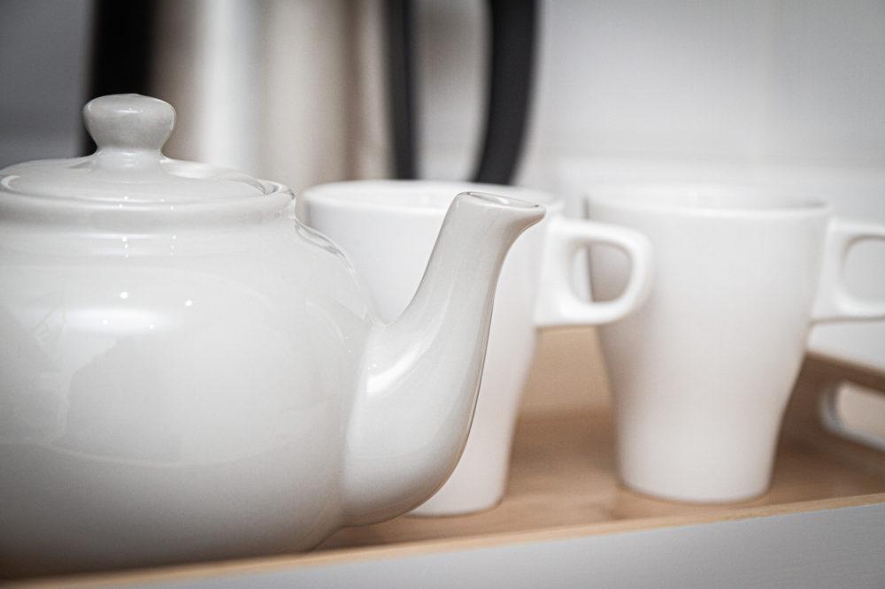 APT 7 Duckworth teapot