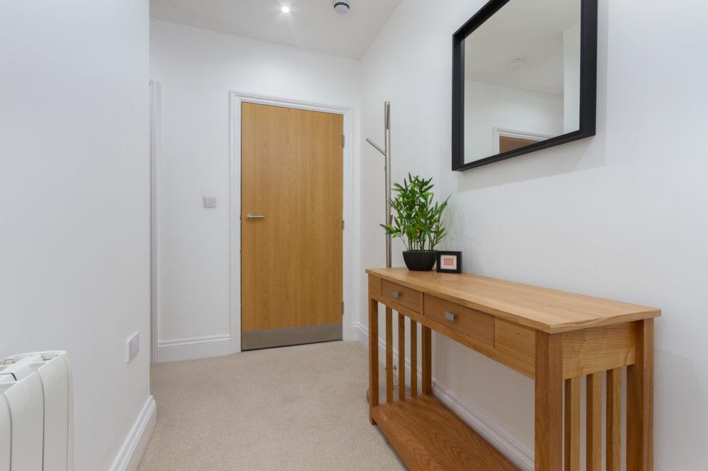 Apt 6 Duckworth Entrance Hallway