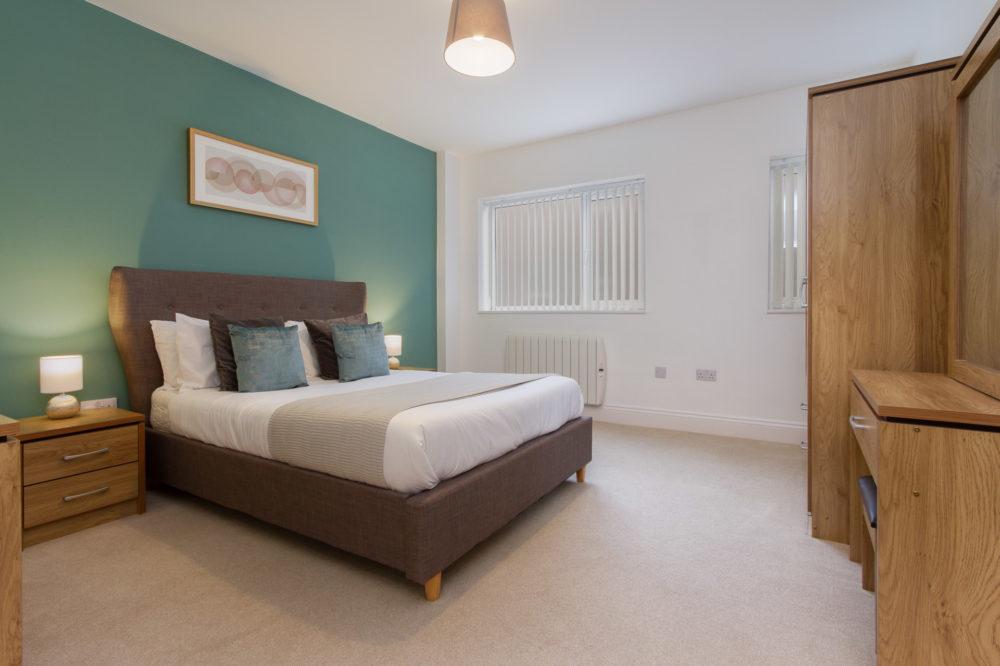 Apt 7 Duckworth bedroom 2