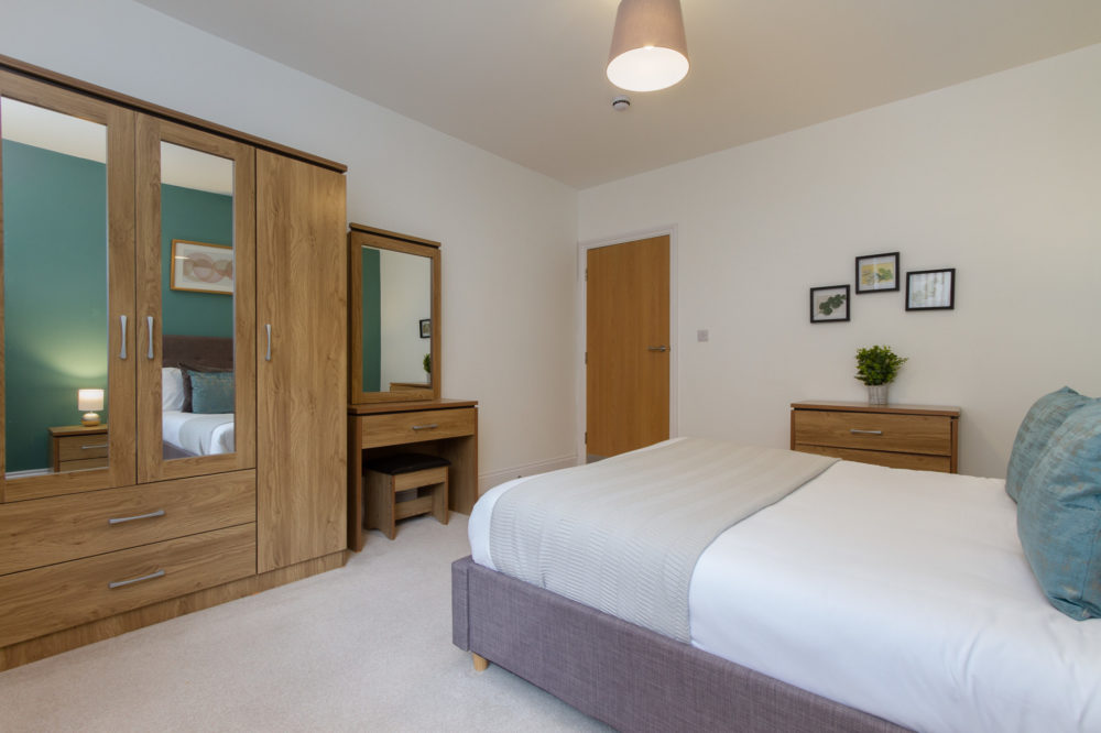 Apt 7 Duckworth bedroom furniture