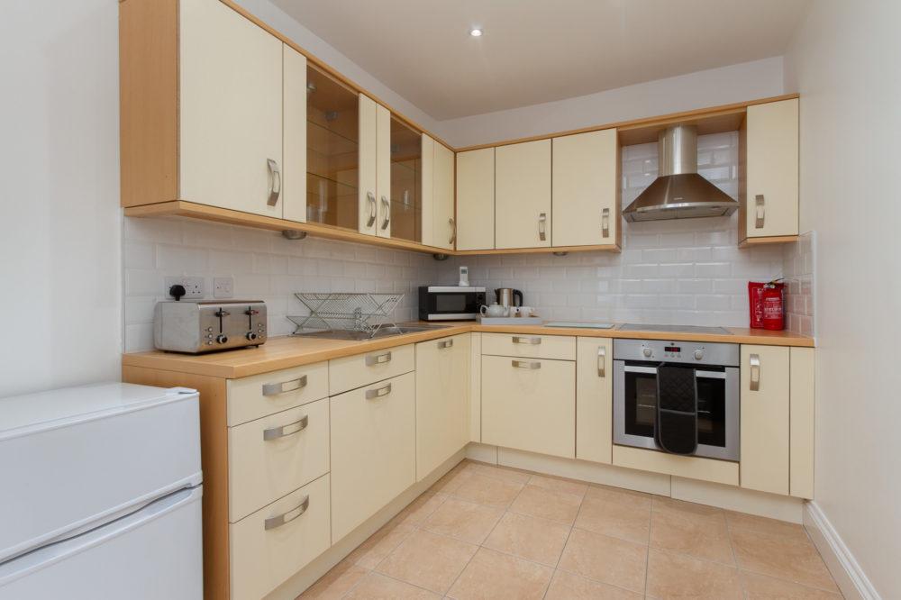 Apt 7 Duckworth kitchen