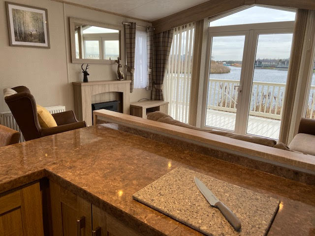 Guddlebeck kitchen view
