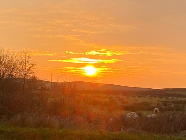 Guddlebeck sunset 2